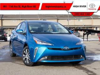 New 2021 Toyota Prius TECHNOLOGY for sale in High River, AB
