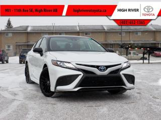 New 2021 Toyota Camry Hybrid XSE for sale in High River, AB