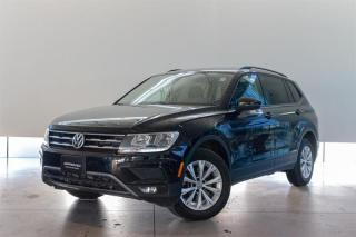 Used 2018 Volkswagen Tiguan Trendline 2.0 8sp at w/Tip 4M for sale in Langley City, BC