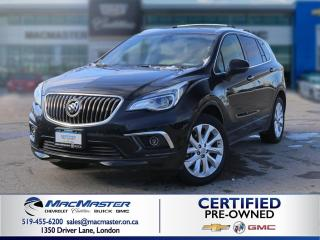 Used 2017 Buick Envision Premium I for sale in London, ON