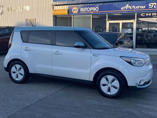 Used 2016 Kia Soul EV Luxury for sale in Aylmer, ON