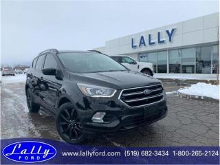Used 2018 Ford Escape SE, 4WD, Only 40,376 kms, Sport Pckage!! for sale in Tilbury, ON
