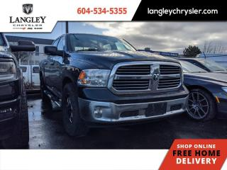 Used 2015 RAM 1500 SLT  Locally Driven/ EcoDiesel/ Tire & Wheel Pkg for sale in Surrey, BC