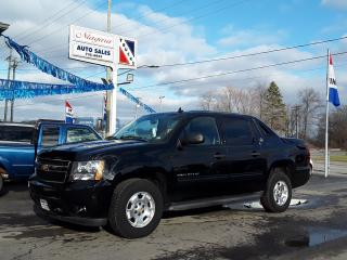 Used 2013 Chevrolet Avalanche BLACK ON BLACK LS 4X4 for sale in Welland, ON