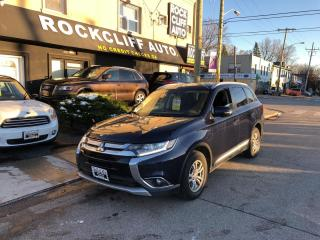 Used 2016 Mitsubishi Outlander AWC 4DR SE for sale in Scarborough, ON