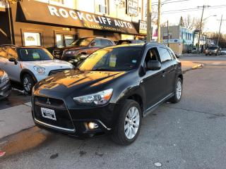 Used 2011 Mitsubishi RVR 4WD 4dr CVT GT for sale in Scarborough, ON