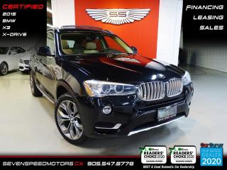 Used 2015 BMW X3 X3 PANORAMA | CERTIFIED | FINANCE @ 4.65% for sale in Oakville, ON