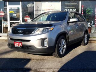 Used 2015 Kia Sorento AWD 4dr V6 Auto EX for sale in Bowmanville, ON