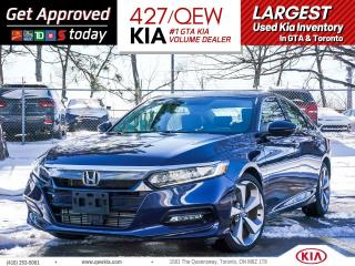 Used 2018 Honda Accord Touring 2.0 for sale in Etobicoke, ON