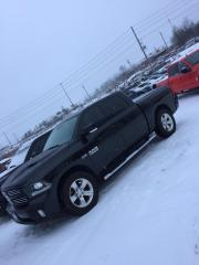 Used 2017 RAM 1500 NIGHT for sale in North Bay, ON