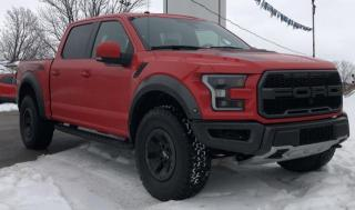 Used 2018 Ford F-150 RAPTOR for sale in Brockville, ON