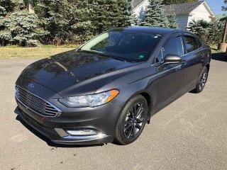 Used 2018 Ford Fusion SE for sale in Woodstock, NB