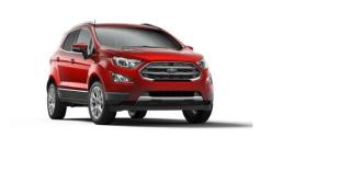 New 2020 Ford EcoSport Titanium for sale in Woodstock, NB