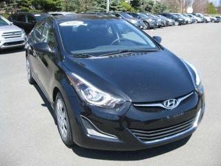 Used 2016 Hyundai Elantra GL for sale in Woodstock, NB