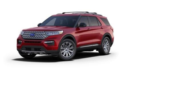2020 Ford Explorer Limited 4DR SUV 119.1'' WB 4WD