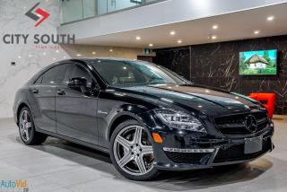 Used 2014 Mercedes-Benz CLS-Class CLS 63 AMG - Approval->Bad Credit-No Problem for sale in Toronto, ON