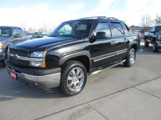 Used 2004 Chevrolet Avalanche LTZ 4X4 for sale in Hamilton, ON