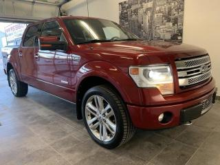 Used 2013 Ford F-150 Limited  for sale in Steinbach, MB