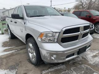 Used 2019 RAM 1500 Classic ST for sale in Steinbach, MB
