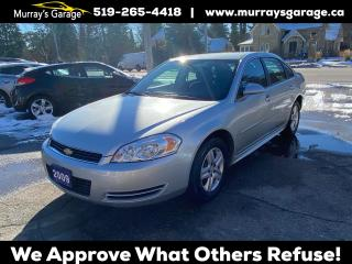 Used 2009 Chevrolet Impala LS for sale in Guelph, ON