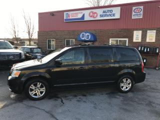 Used 2010 Dodge Grand Caravan SE Stow & Go !! Only $96 BiWeekly OAC* for sale in Kingston, ON