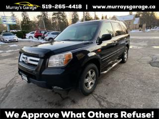 Used 2008 Honda Pilot SE-L for sale in Guelph, ON