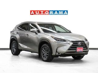 Used 2016 Lexus NX 200T AWD Nav Leather Sunroof Backup Cam for sale in Toronto, ON