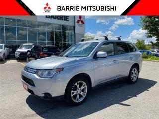 Used 2014 Mitsubishi Outlander ES for sale in Barrie, ON