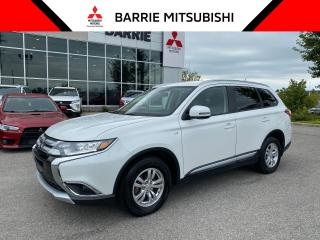 Used 2016 Mitsubishi Outlander SE for sale in Barrie, ON