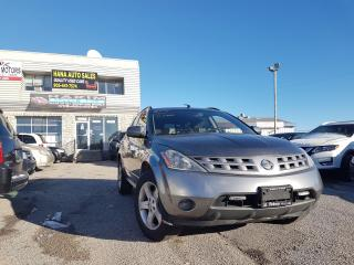 Used 2005 Nissan Murano SL/AWD/ALLOYS/HEATEAD SEATS!! for sale in Pickering, ON