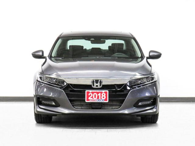 2018 Honda Accord TOURING NAVIGATION LEATHER SUNROOF BACKUP CAM