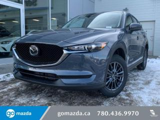 New 2021 Mazda CX-5 GS for sale in Edmonton, AB