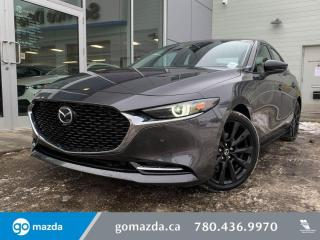 New 2021 Mazda MAZDA3 GT w/Turbo for sale in Edmonton, AB
