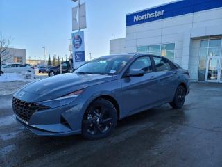 New 2021 Hyundai Elantra PREFERRED: WIRELESS APPLE CARPLAY/HEATED SEATS/BACK UP CAMERA for sale in Edmonton, AB