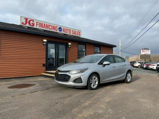 Used 2019 Chevrolet Cruze LT for sale in Millbrook, NS