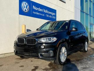 Used 2015 BMW X5 xDrive35i AWD - NAV / PANORAMIC ROOF / LOADED for sale in Edmonton, AB