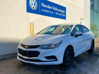 Used 2017 Chevrolet Cruze LT AUTO - 2 SETS OF WHEELS / TIRES! for sale in Edmonton, AB