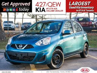 Used 2017 Nissan Micra SV for sale in Etobicoke, ON