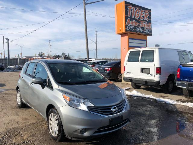 2015 Nissan Versa Note SV**157KMS**CAMERA**AUTO**CERTIFIED
