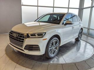 Used 2018 Audi Q5 Technik | S-Line | AWD | Bang & Olufsen | 360 Cameras for sale in Edmonton, AB