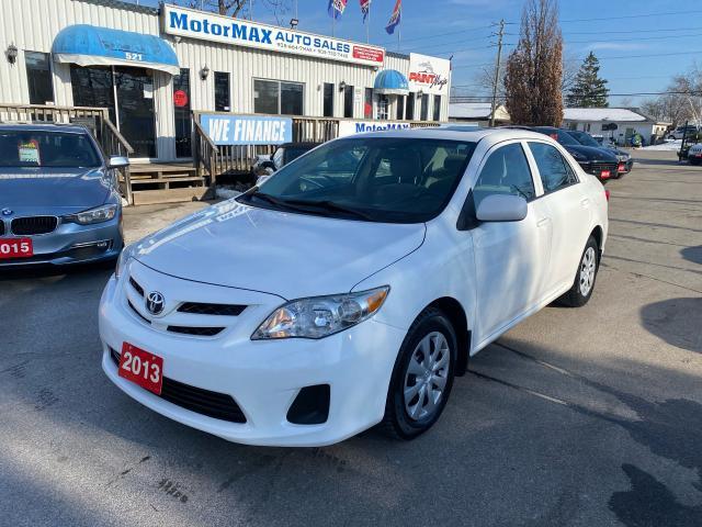 2013 Toyota Corolla CE-Sunroof-We Finance