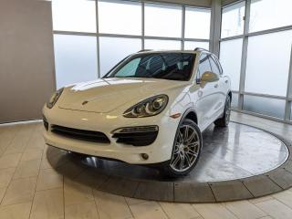 Used 2014 Porsche Cayenne S   V8   Premium PKG   Sport Exhaust   Pano Roof for sale in Edmonton, AB
