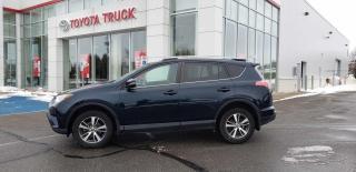 Used 2017 Toyota RAV4 XLE for sale in New Liskeard, ON