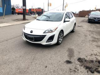Used 2010 Mazda MAZDA3 GX/AUTO/AC/NEWBREAKS/CERTIFIED/3MONTHWARRANTY for sale in Toronto, ON
