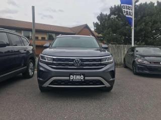 New 2021 Volkswagen Atlas HIGHLINE for sale in Pickering, ON