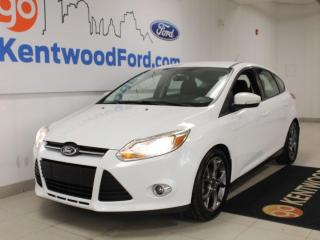 Used 2013 Ford Focus SE | FWD | Clean Carproof | No Dealer Fees! for sale in Edmonton, AB