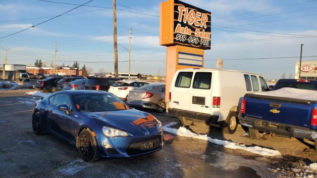 2013 Scion FR-S MANUAL**ONLY 97KMS**AFTERMARKET WHEELS**CERTIFIED