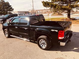 Used 2009 GMC Sierra 1500 SL-Crew Cab 4WD (Trade in Special) for sale in Mississauga, ON