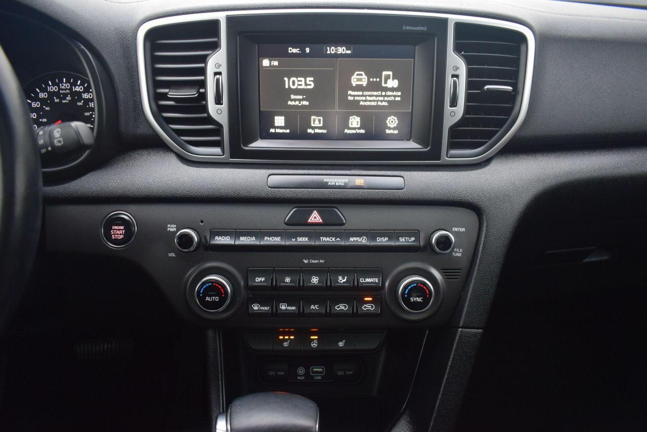 2017 Kia Sportage EX Premium