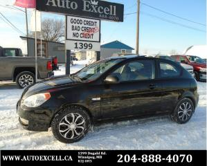Used 2009 Hyundai Accent Auto L for sale in Winnipeg, MB